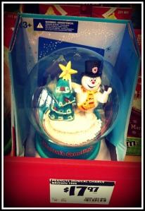 """""""Frosty the Snowglobe"""""""