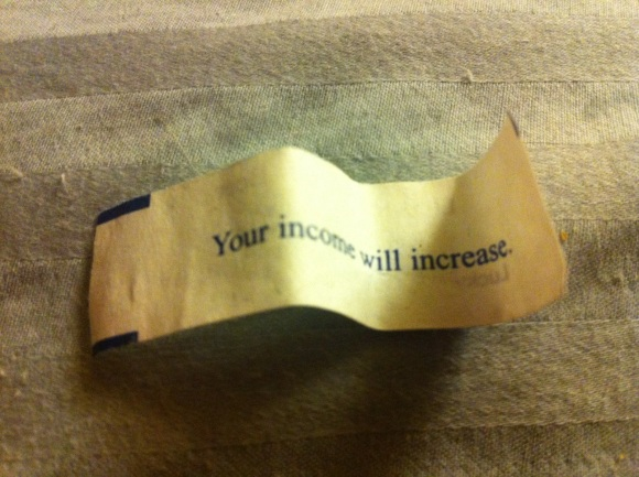 I'm Holding You To This, Fortune Cookie Gods
