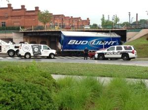 """""""budweiser truck"""""""