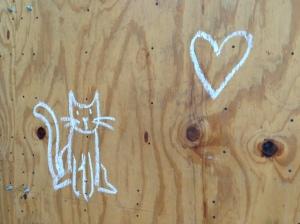 """""""chalk doodles"""""""