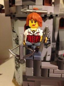 """""""lego vampire hunter"""""""