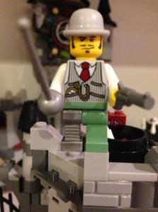 """""""steampunk robocop"""""""