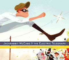 """book jacket jackrabbit mccabe"""